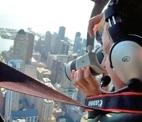 Curtis works mostly as an aerial photographer in the Real Estate industry throughout Wisconsin and Illinois.