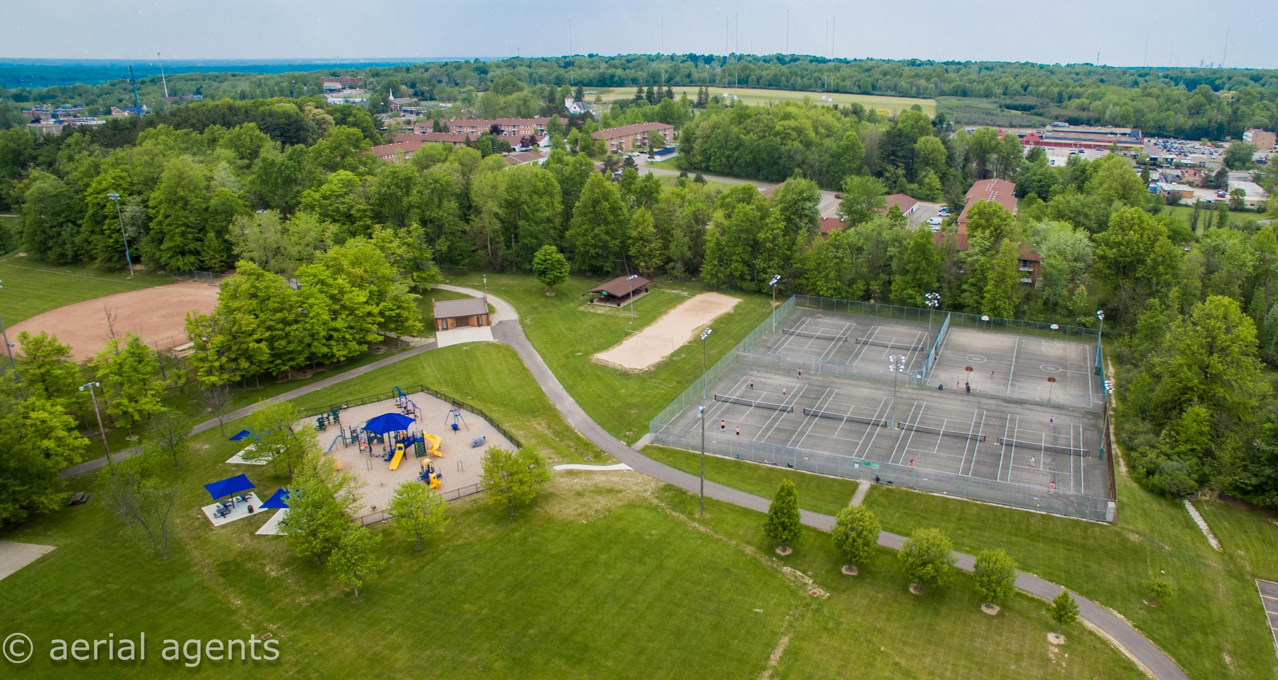 Memorial Park • North Royalton, Ohio
