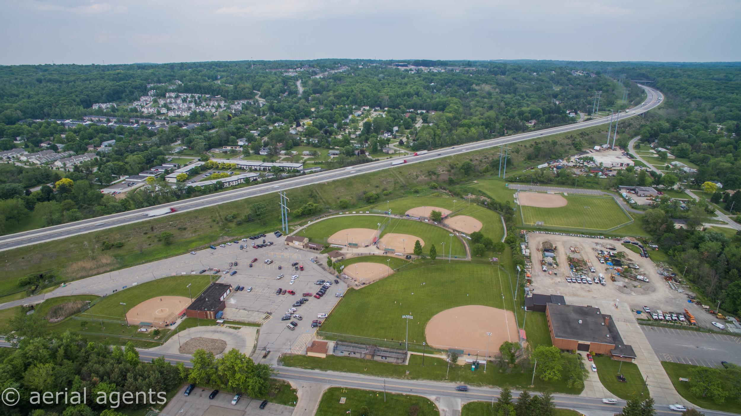 York Road Baseball Fields