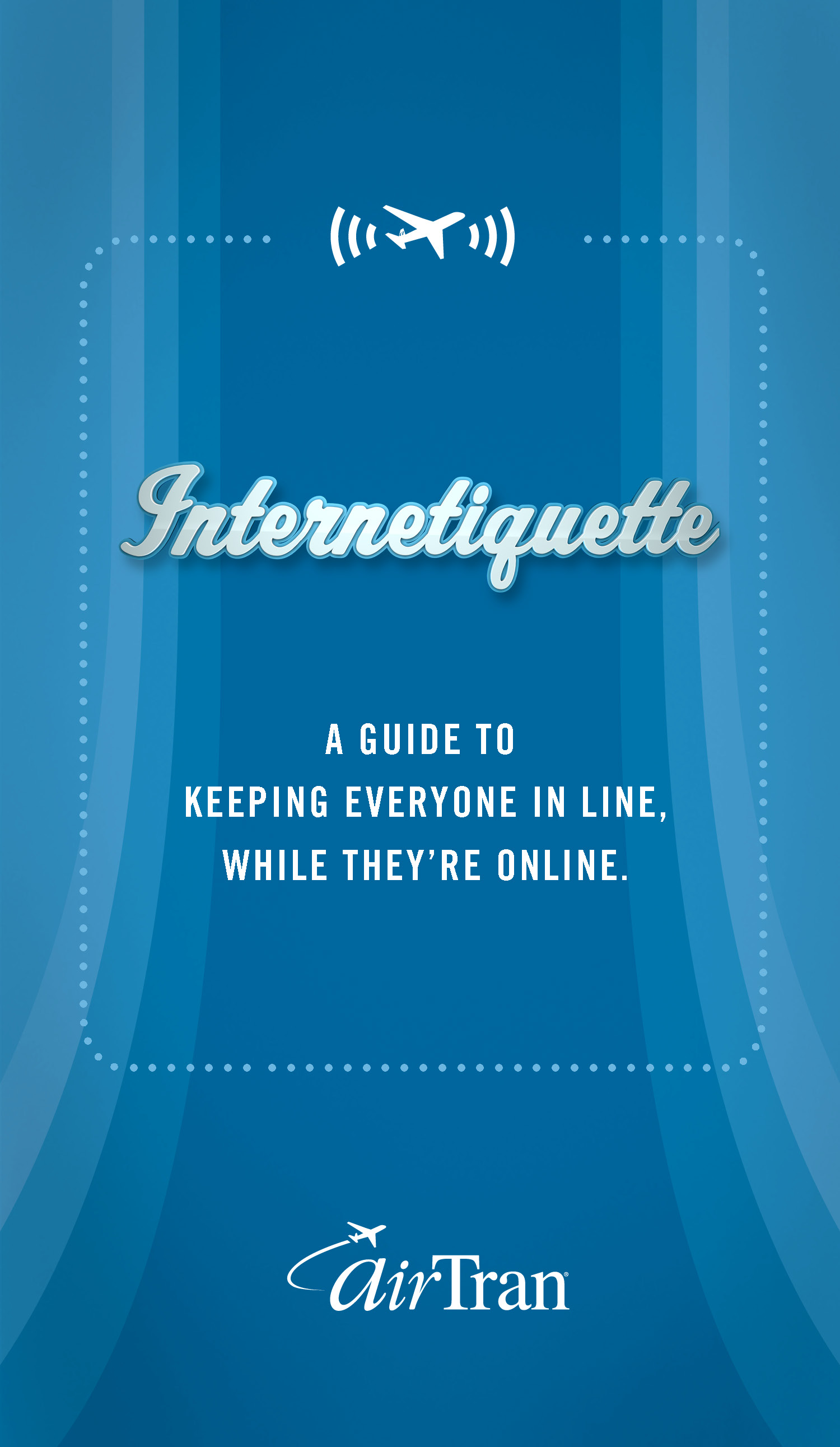 internetiquette brochure cover