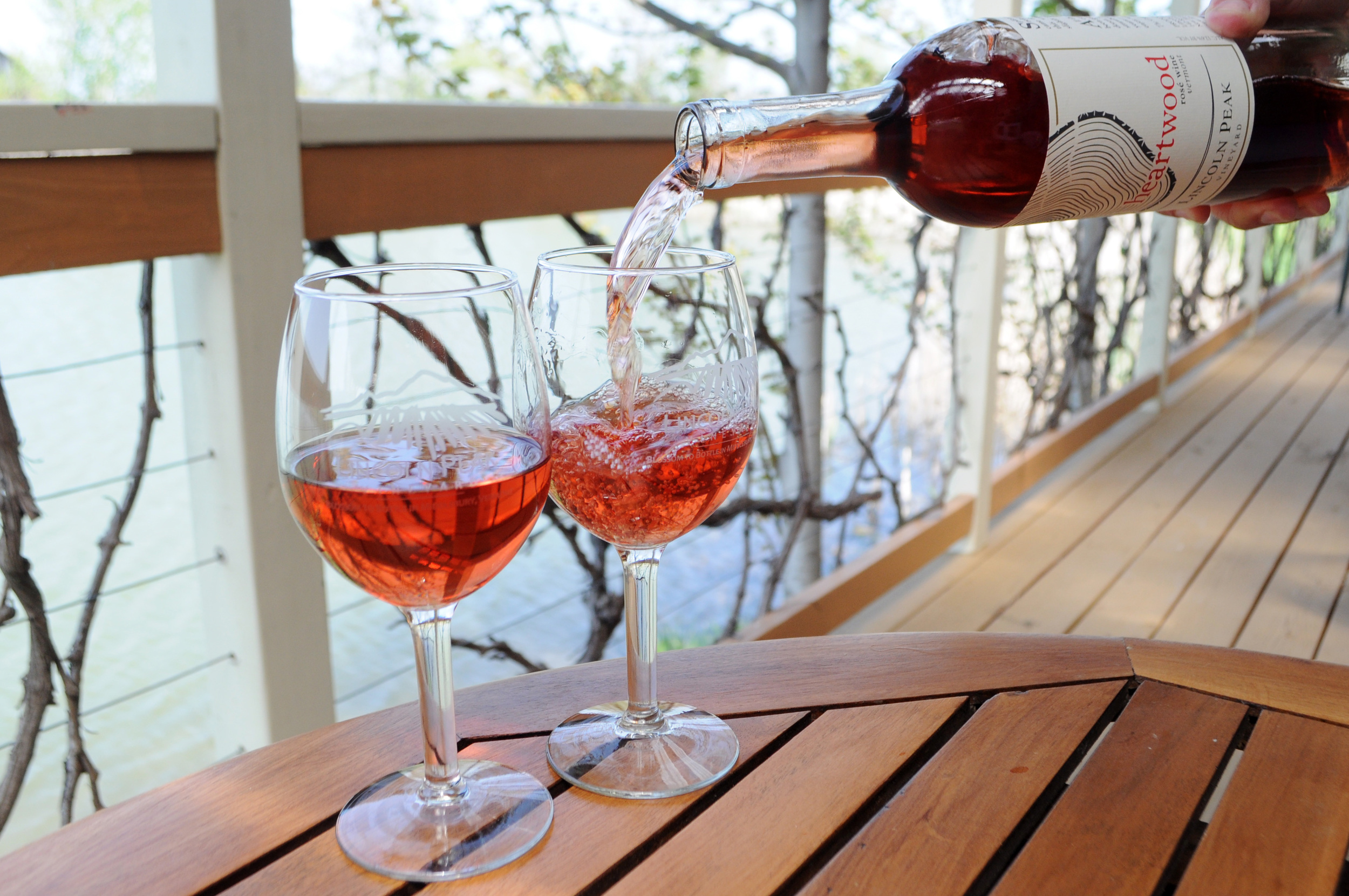 Rosé - not as sweet as you might think