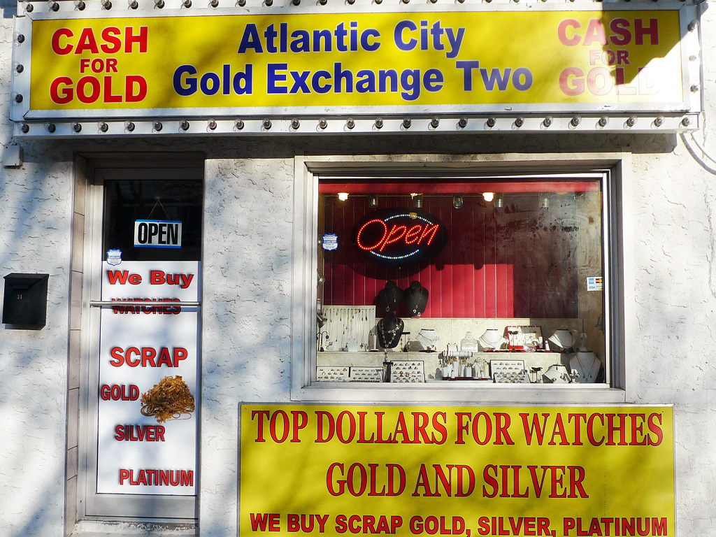 Atlantic City Gold Exchange Two