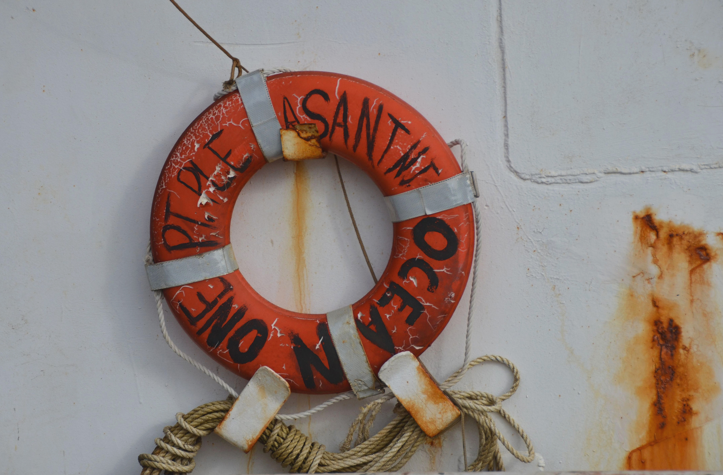 Ocean One Life Preserver
