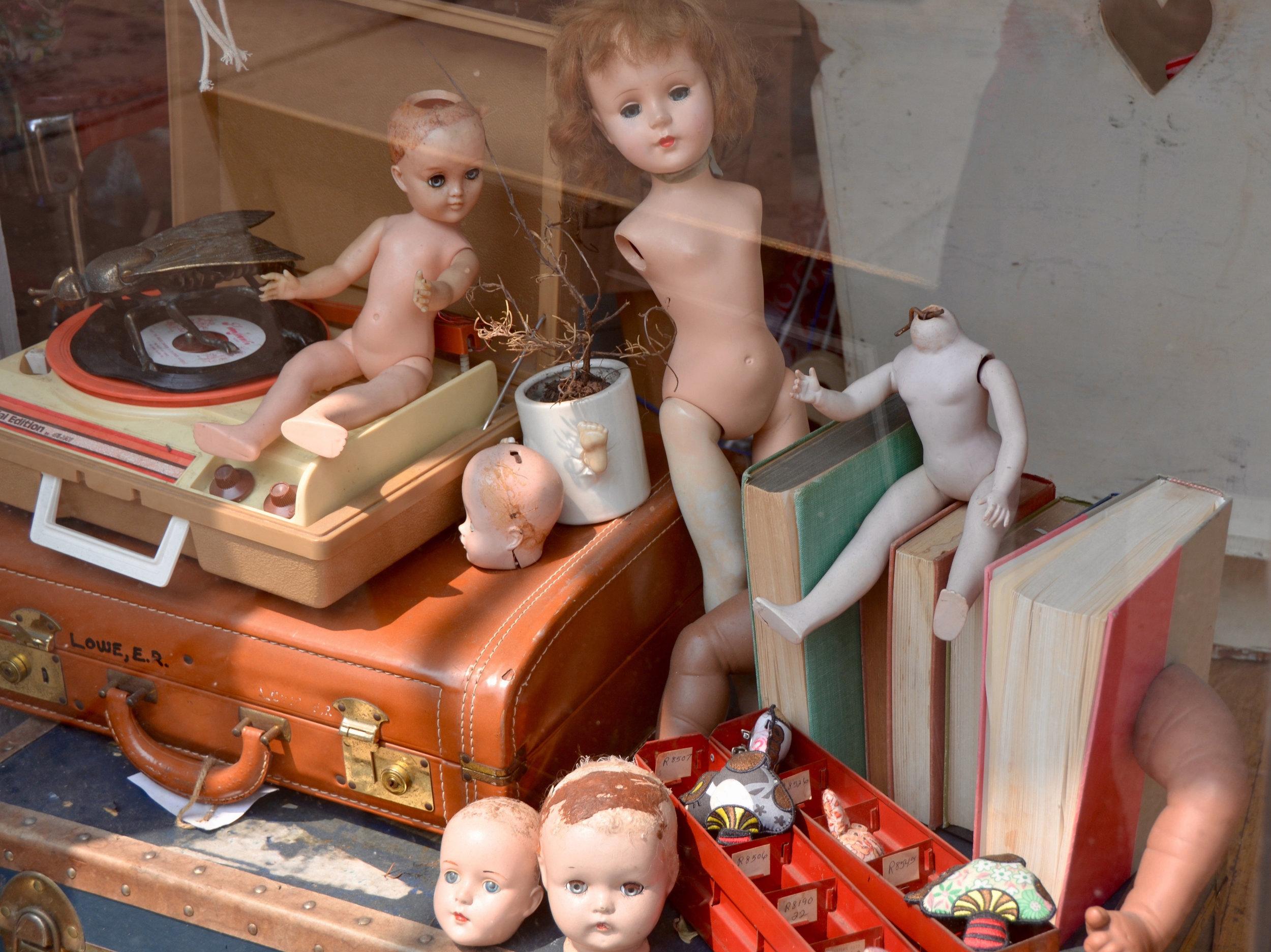 Broken Dolls