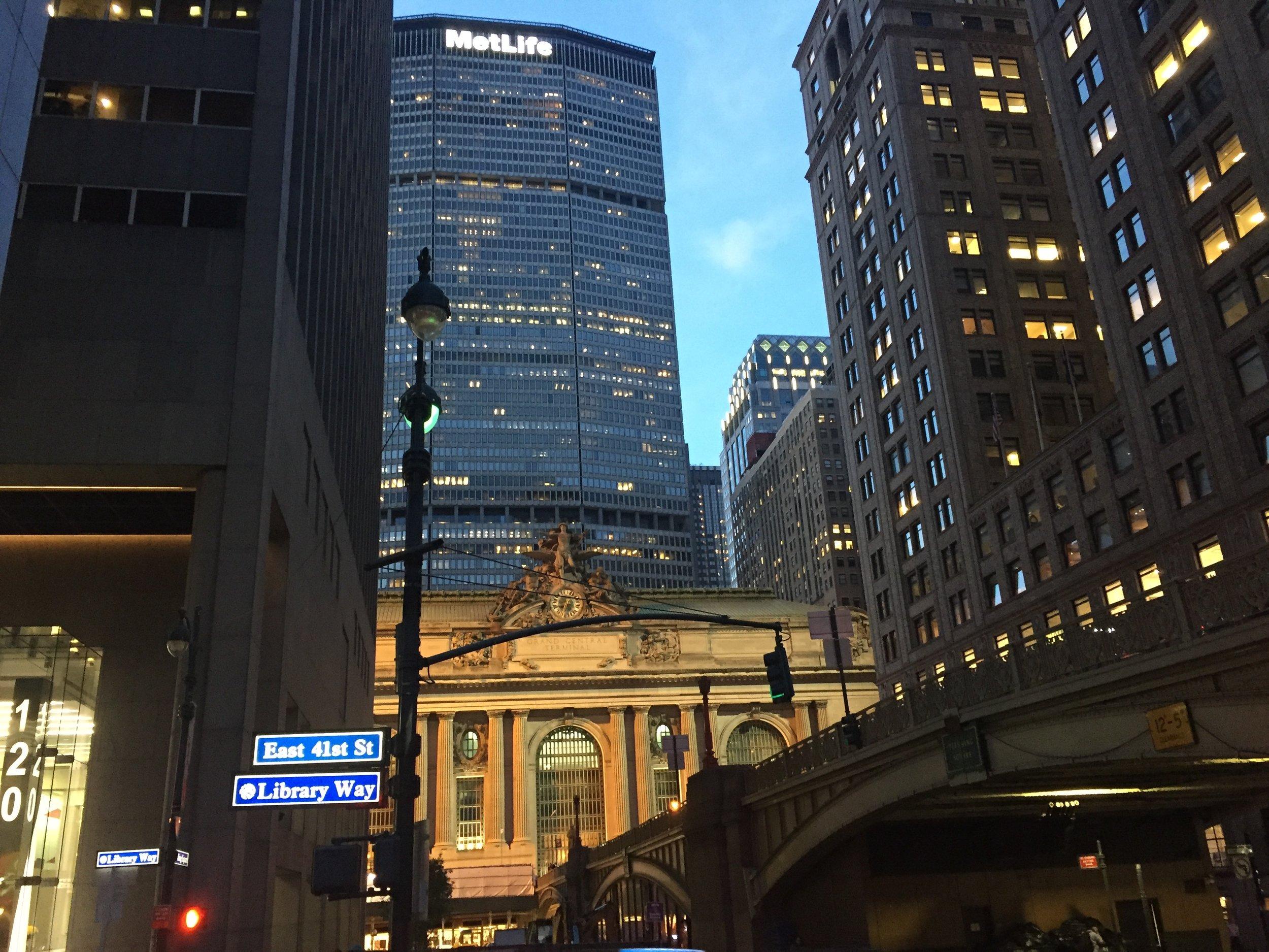 New York, NY  2016