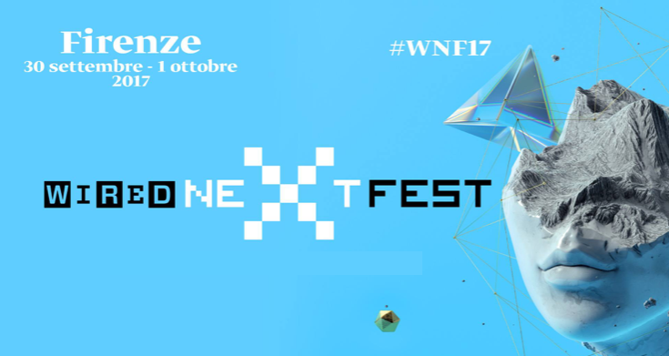 Wired Next Fest Florence - Marcello De Luca and Lorenzo Benazzo presented their vision on Digital Retail at Wired Next Fest, in Florence: