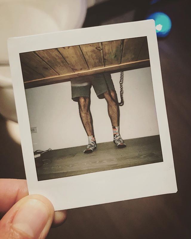 #bedroomDJ #norequests #nomemo. #instax #polaroid by @csaade