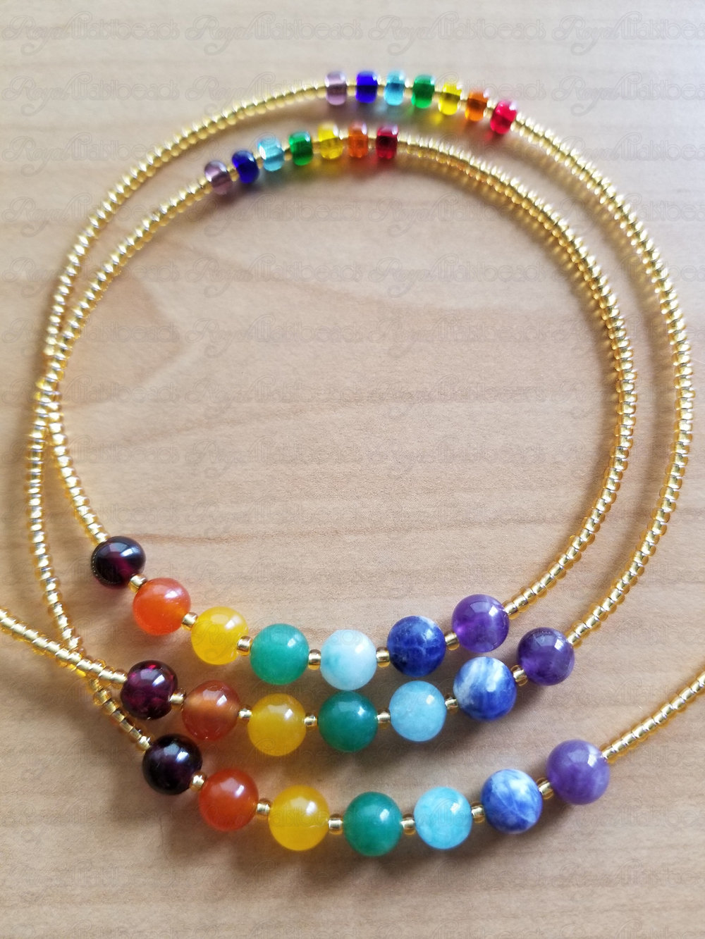 Wholesale Waist Bead Waist Trainers Adjustable Thread Belly Beads BUY 5 GET 5 FREE African Waist Beads Waist Chains Tribal Waist Beads