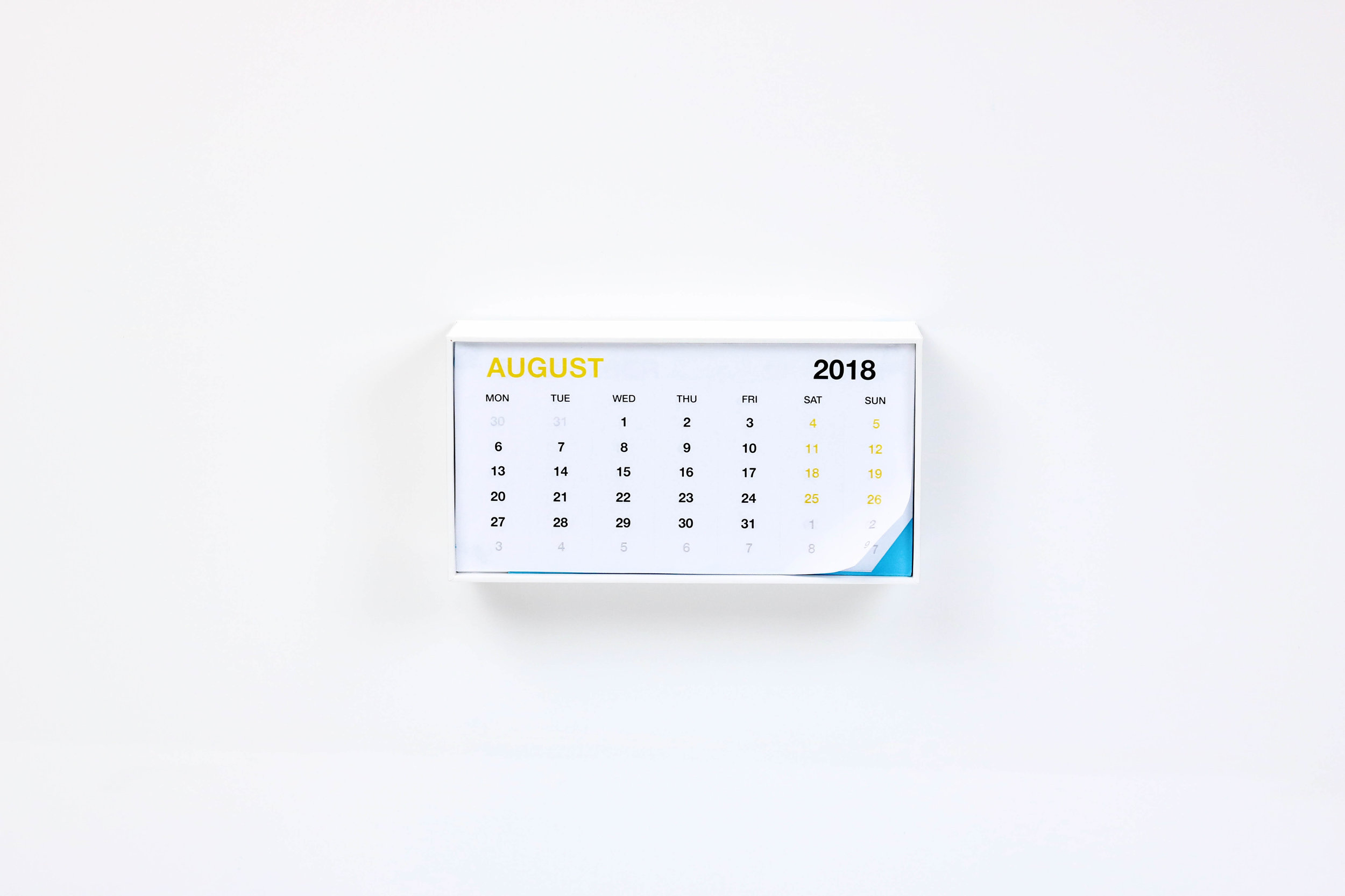 Make a calendar with your iPhone box_whiteboxlab