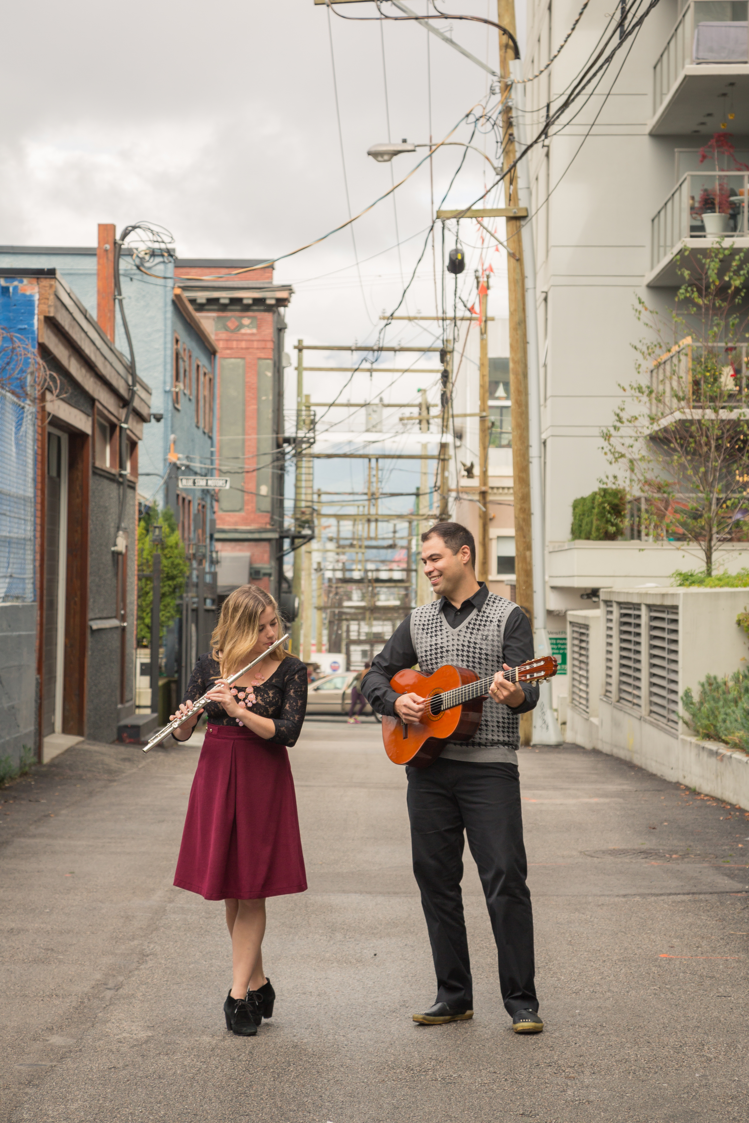 Duo Trovador Heather Beaty and Stanton Jack