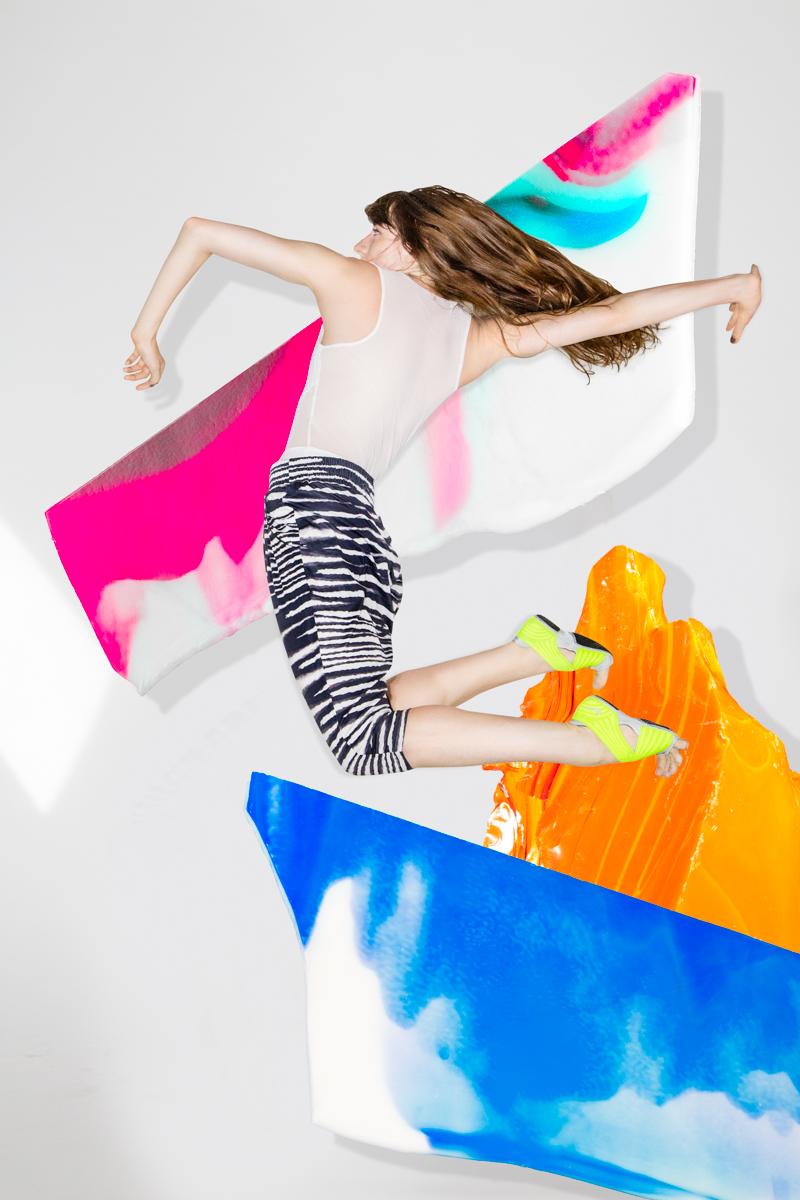 Photographer //  Chris Lael Larson  Model // Lindsey Matheis
