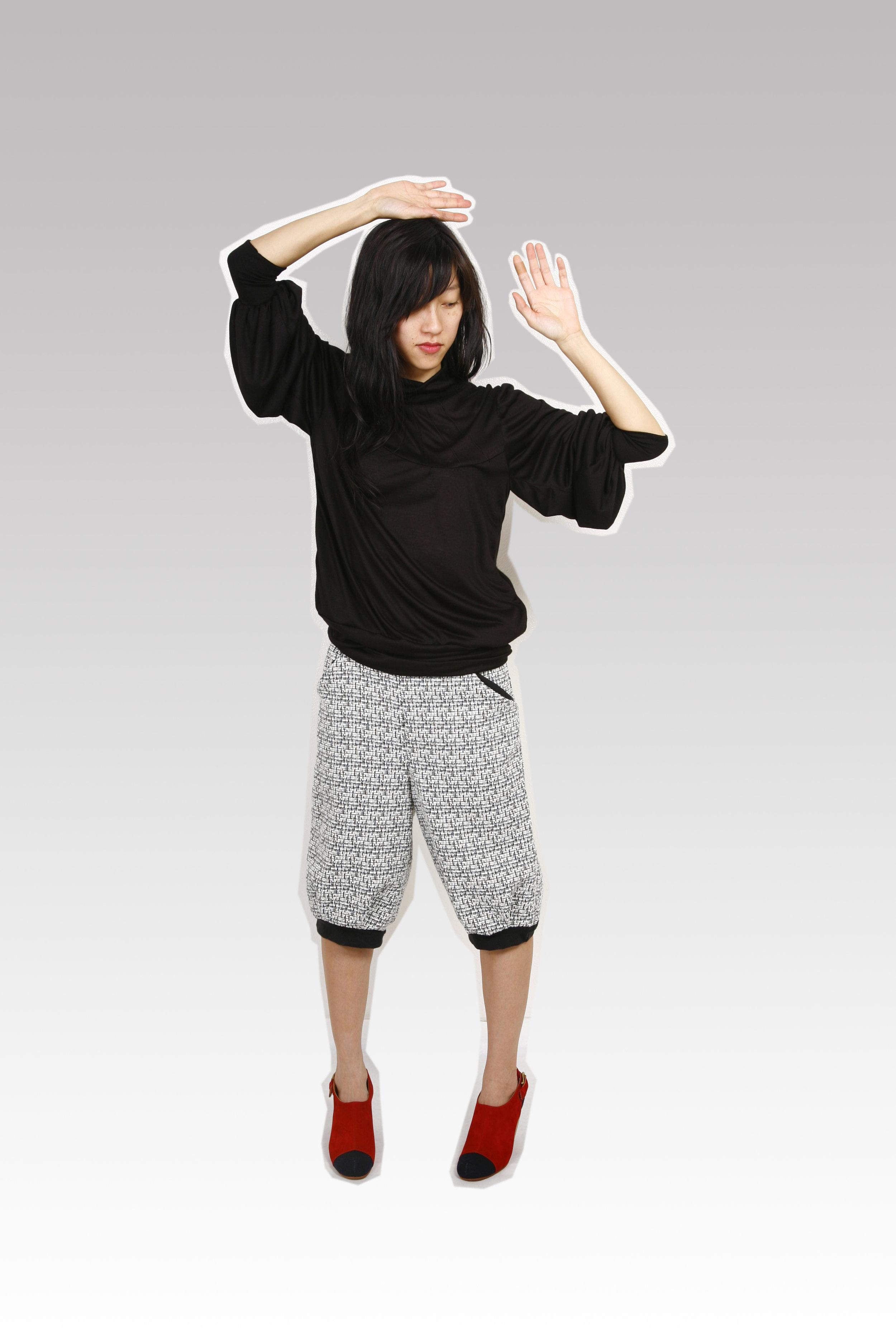 Photographer //  Christine Taylor                                                       Role  // Designed and sewed original HT sportswear