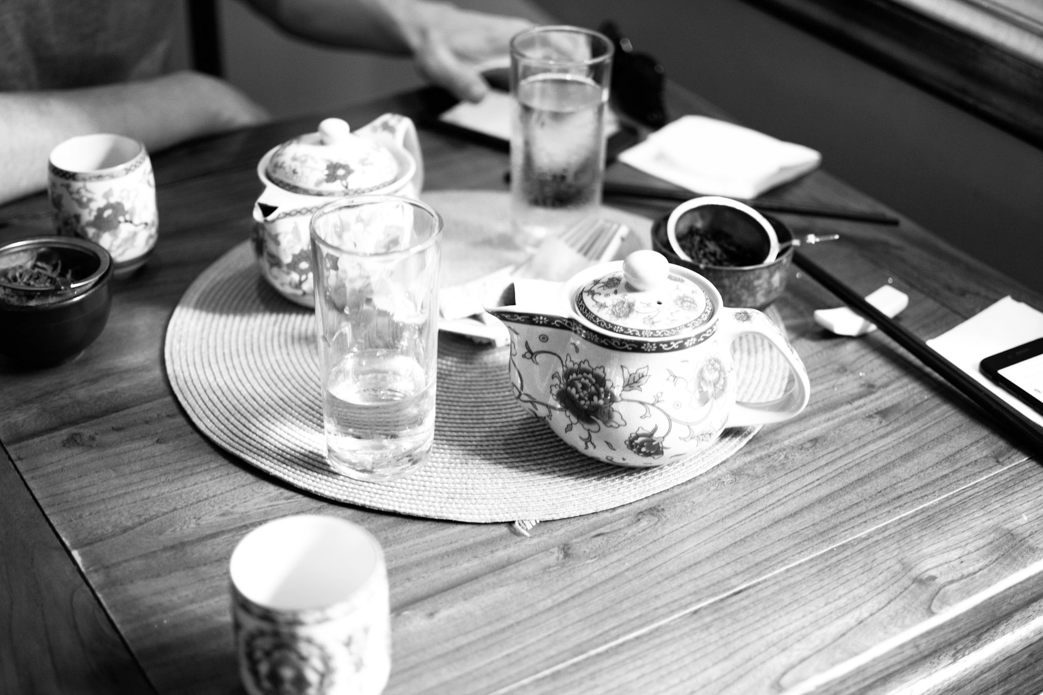 Radiance Tea House, Manhattan