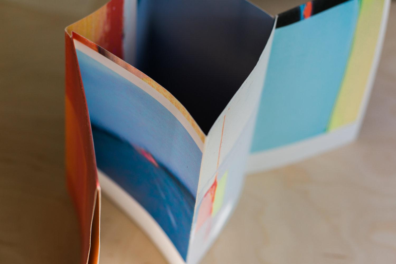 lawndale art Center / artist book   art direction, design, text and images