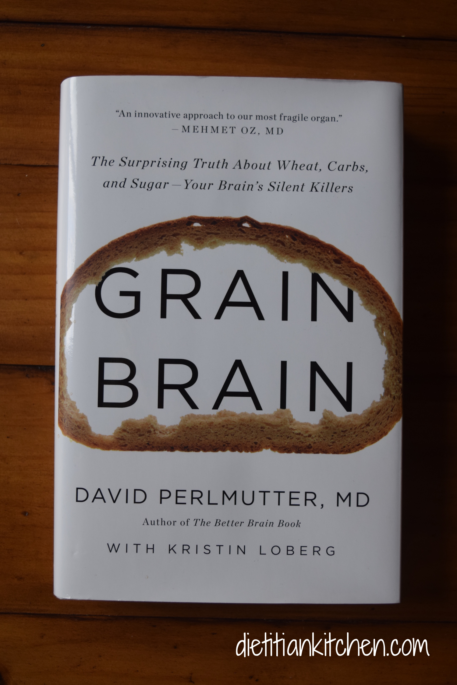 David Perlmutter explains why you may have an intolerance to grains and just don't know it. Unfortunately, the grains we are eating now are a far cry from the grains our ancestor ate.