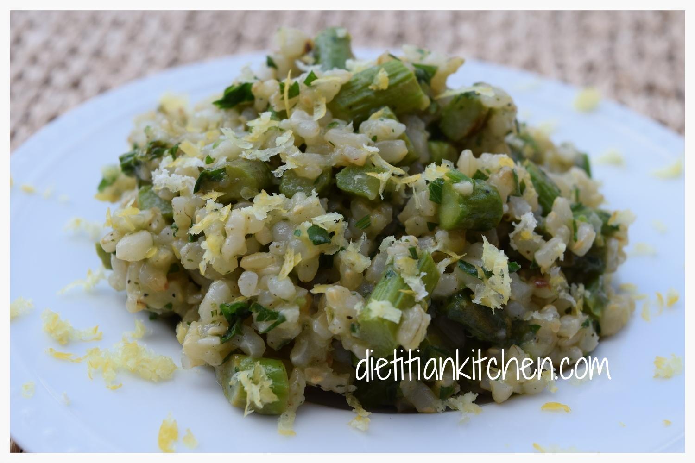 Asparagus Rice