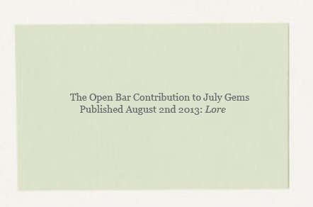July Gems
