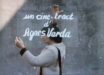 Agnès Varda, am happy at least to have been in the world in the same way for a little while. Have been moved & fortified & reminded of life + making by her since watching The Gleaners and I way back in 6th grade French 🖤 still remember that day & what opened up bc of it