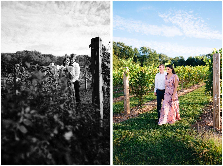 Paradise HIlls Vineyard Engagement - Kelley + Paul_0022.jpg