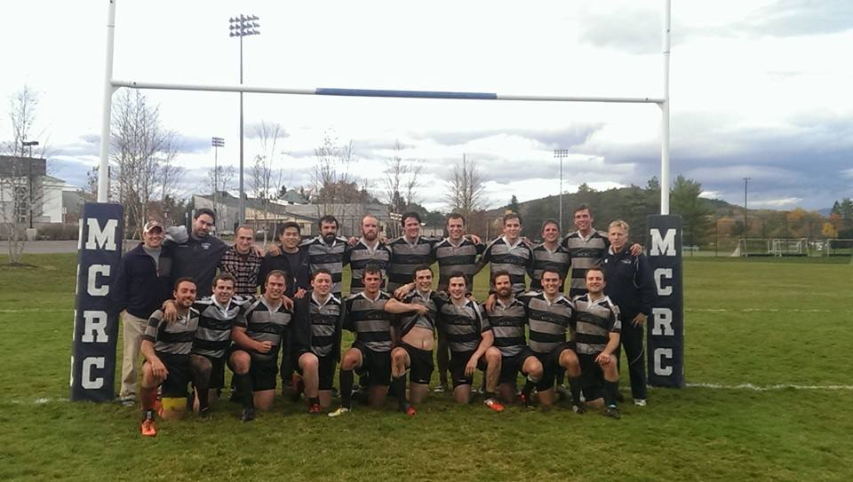 Alumni Picture After Muddy Game