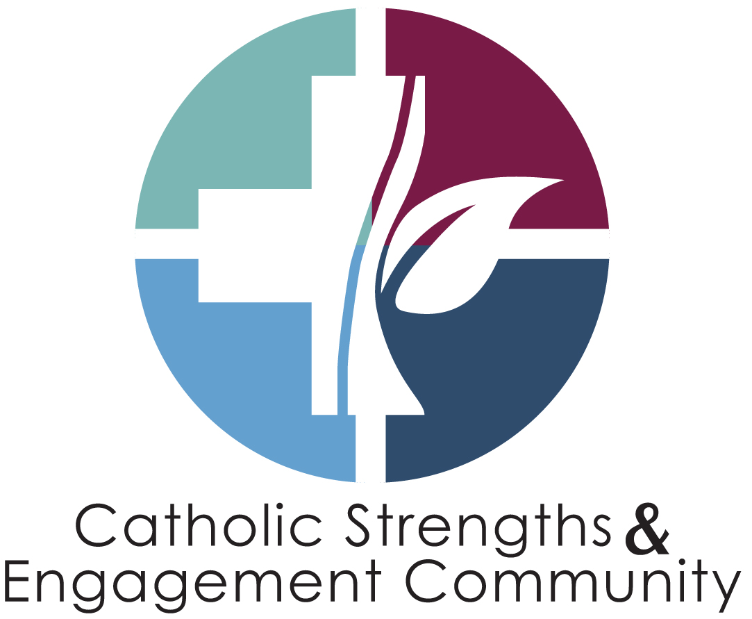Introducing CSEC - The Catholic Strengths and Engagement Community (CSEC) is a grassroots nonprofit organization which provides thought leadership, peer-to-peer networking and sharing of best practices toward a more engaging parish in which people have the opportunity to develop and offer their God-given talents as good stewards. Catholic Life and Faith supports CSEC through stewardship of time, talent and treasure.Link here join the CSEC Facebook group page, where you may ask questions, share with others, and access dozens of peer-to-peer shared resources on engagement, strengths development, strengths in youth and young adult ministry, and recorded webinars on these topics.