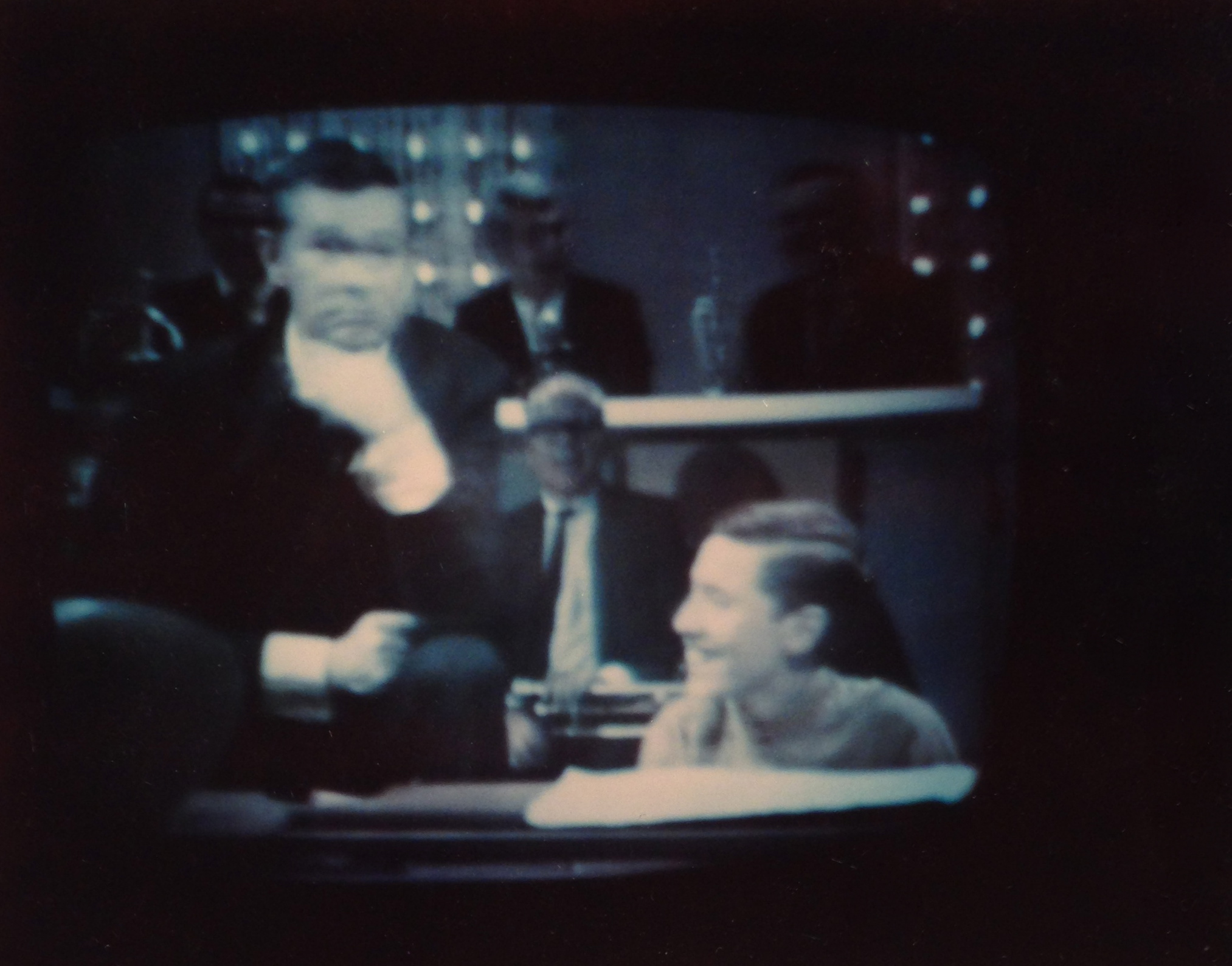 Craig playing on the Tonight Show with Johnny Carson