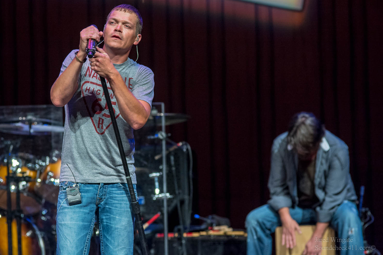 Brad Arnold & Greg Upchurch