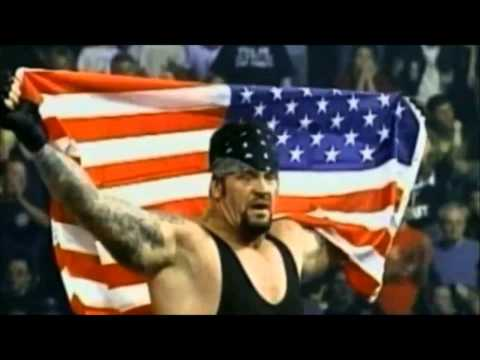 3. The American Badass Undertaker