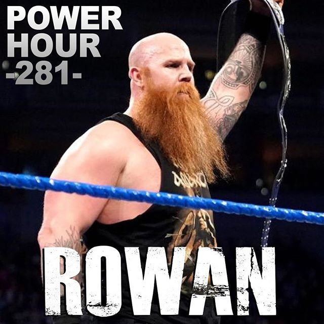 If you don't listen to our podcast, now would be a good time to start! We have a very special guest for the next two weeks. Breaker sat down with Rowan and had a great convo that I think you all will enjoy!