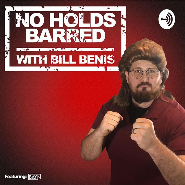 No Holds Barred is back! Find it on your favorite podcast app!