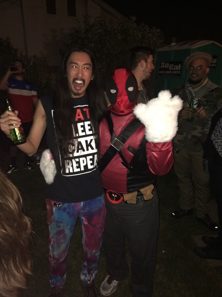 Me and Deadpool