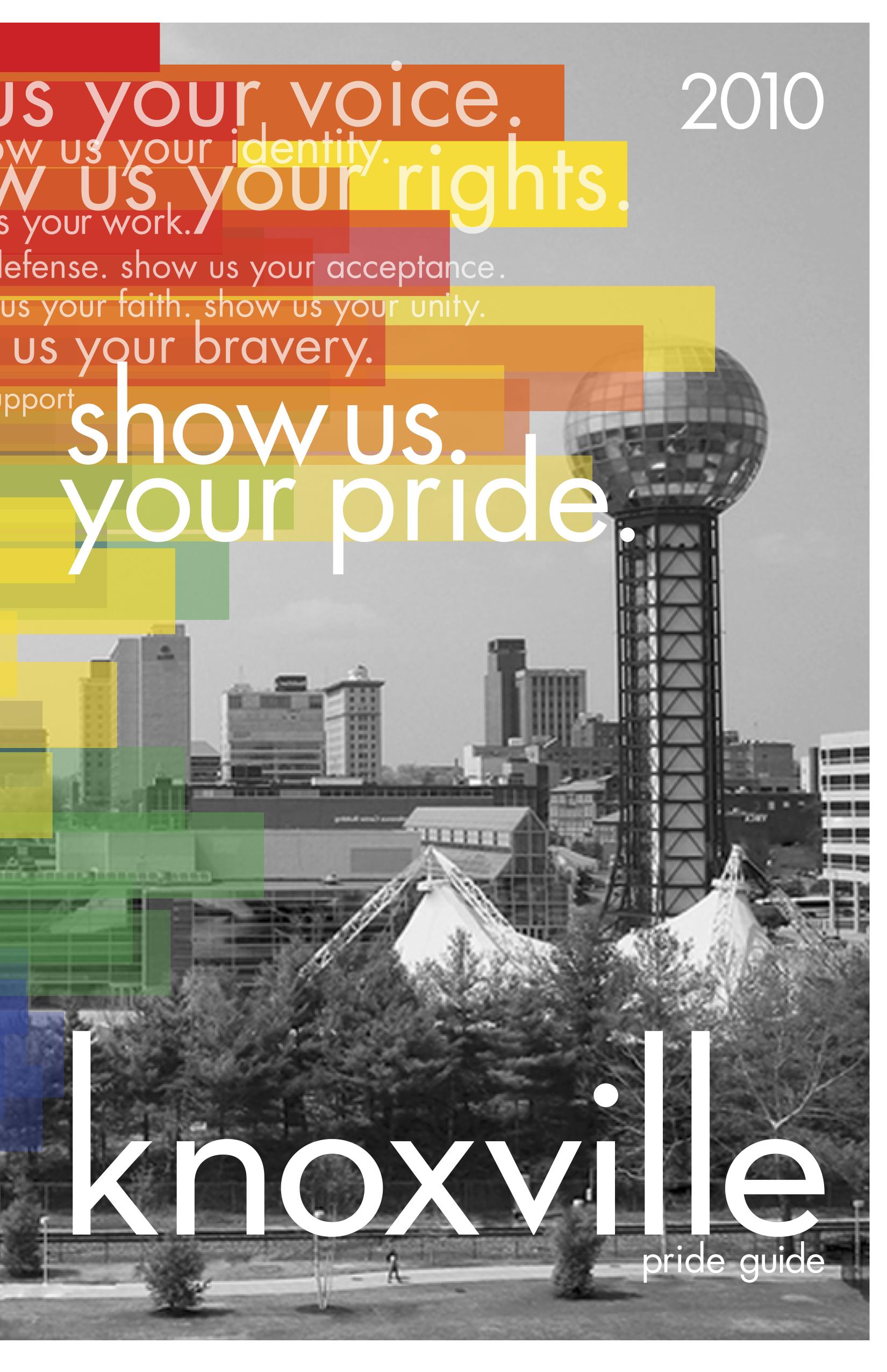 2010 Pridebook