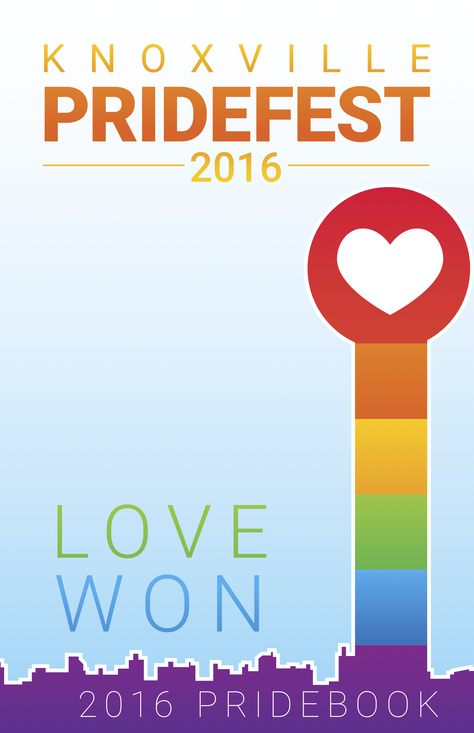 2016 Pridebook