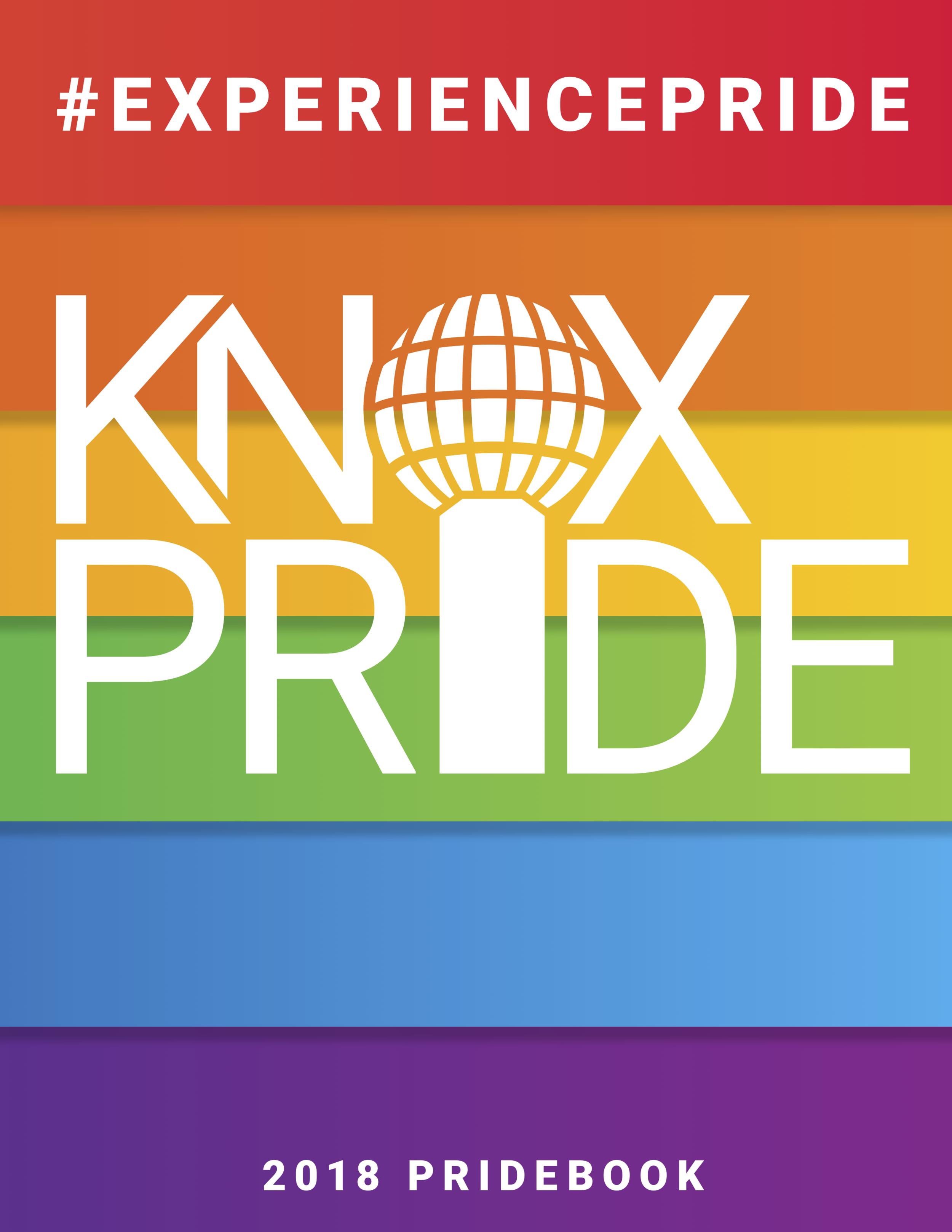 2018 Pridebook