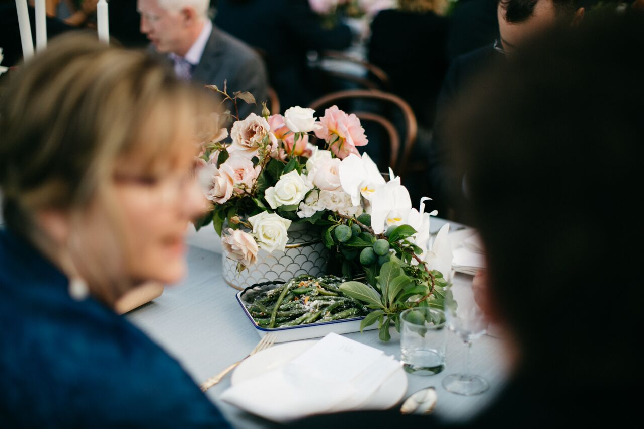Green Beans with Fetta & Hazelnut - Amy & Donnys Wedding (Photo by Rachel Kara).jpg