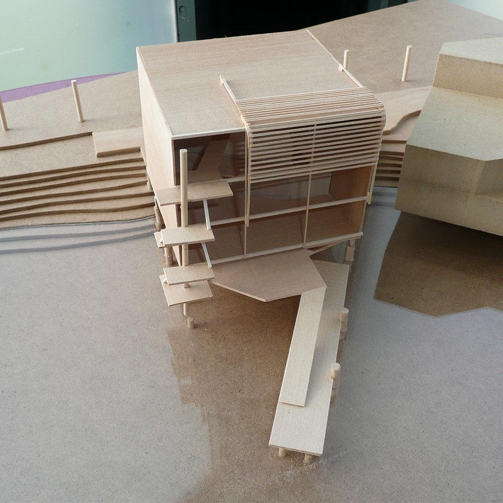 Caryl's California House Model