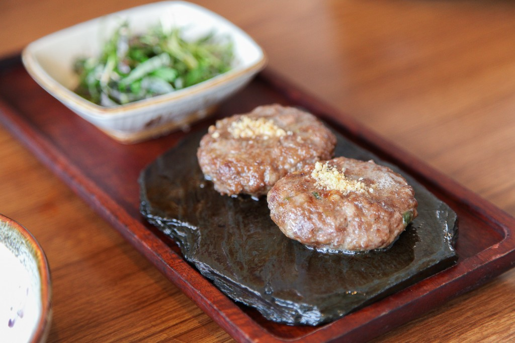 The oh-so-juicy Beef Patties. One of my top favorites from Yeonji Restaurant.