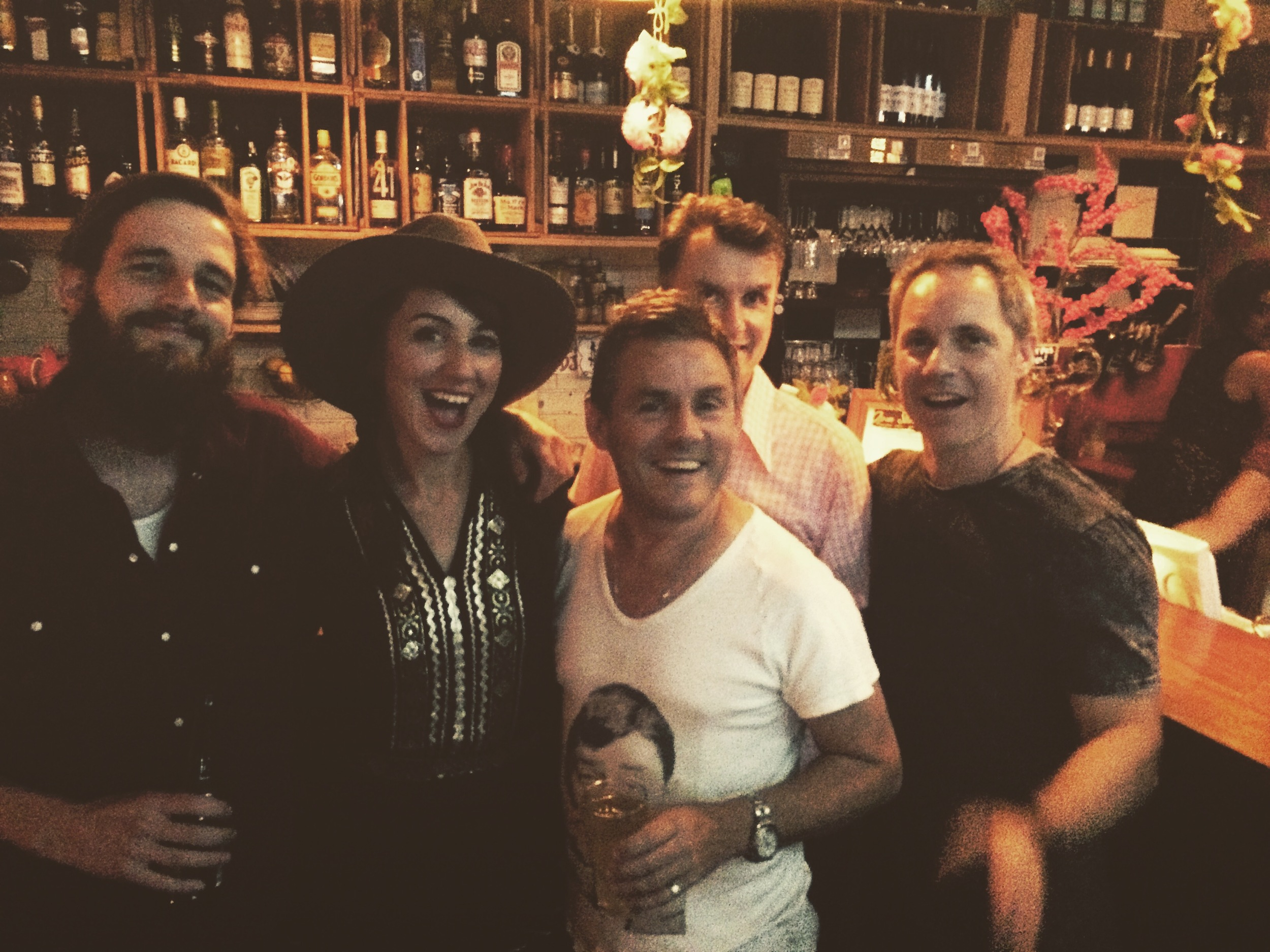 Abbie & The Texicans @ Open Studio, Melbourne