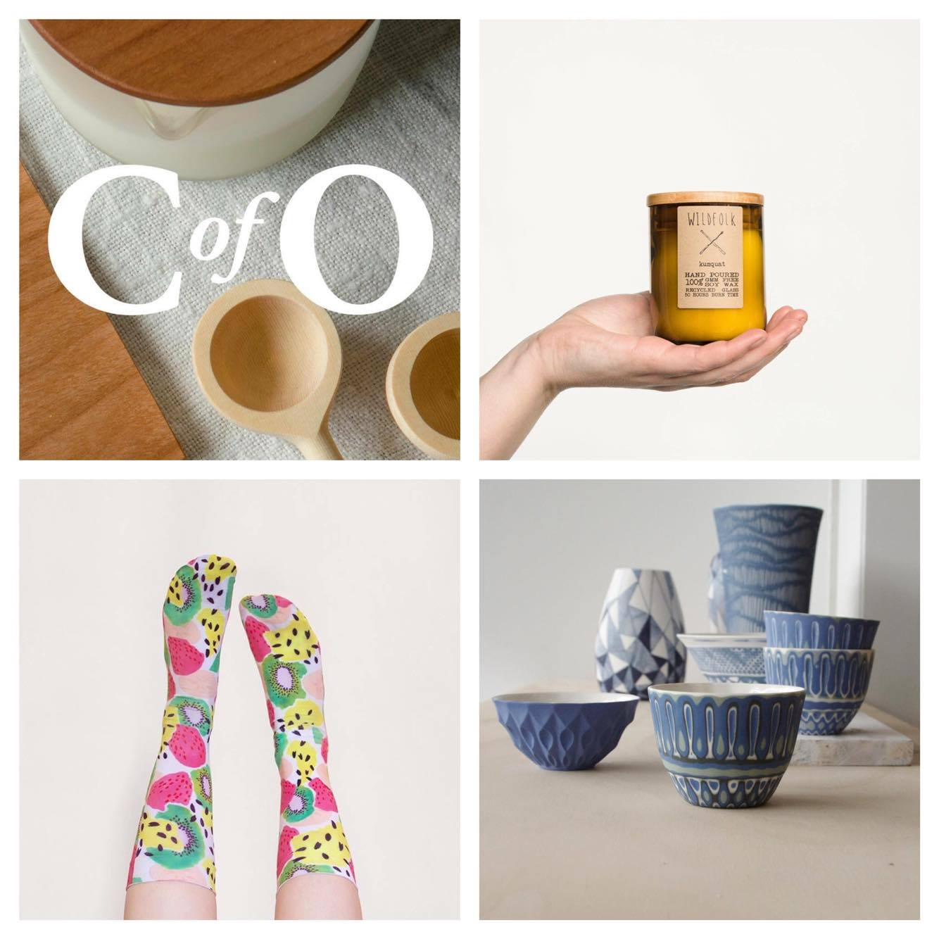 Council of Objects feature 100% Australian Made products by local designers and artisans