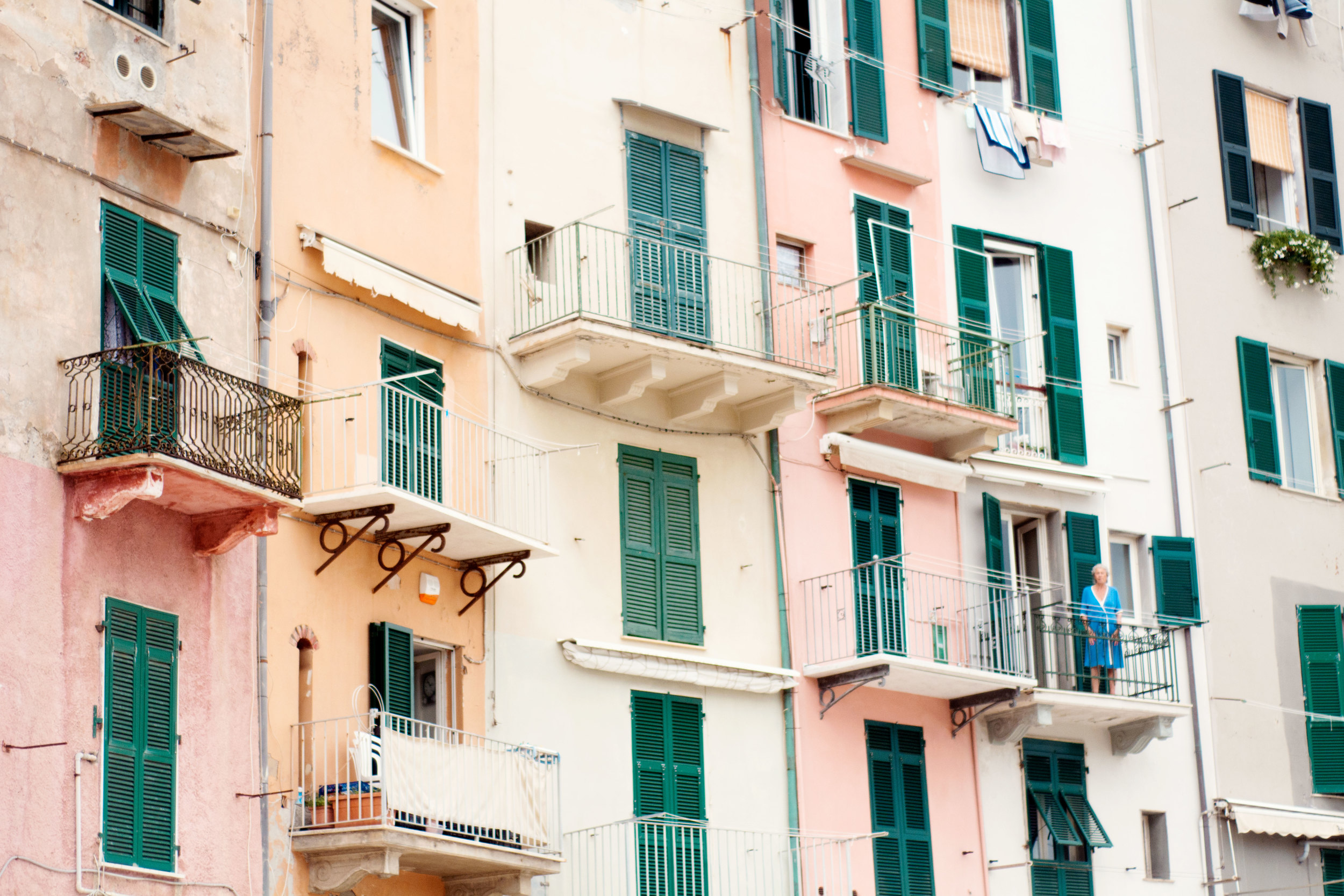 Portovenere Italy - Photo by Annie Mertlich