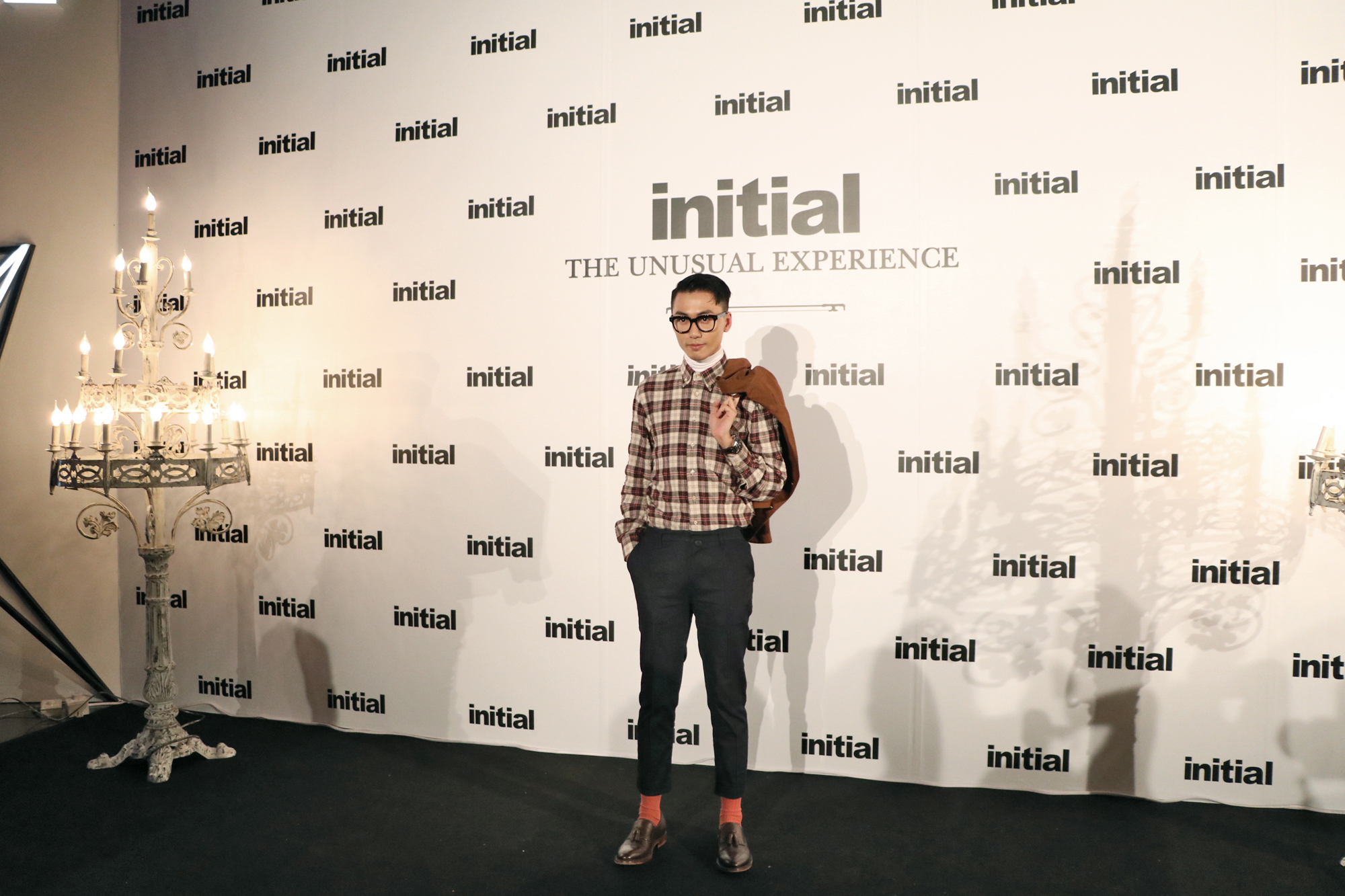 Total Outfit: Initial fashion  Shoes: A. Testoni