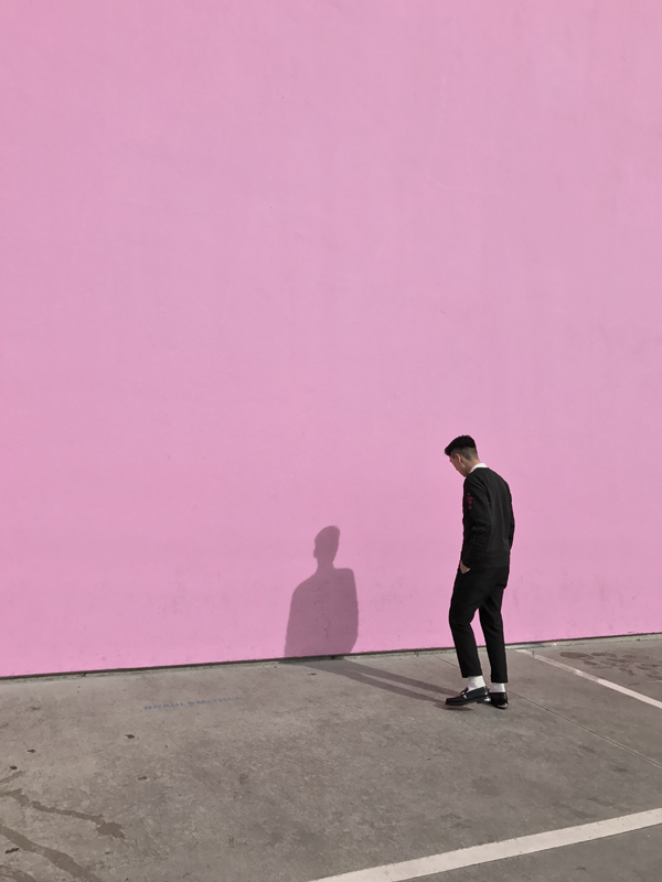 Paul Smith Pink Wall