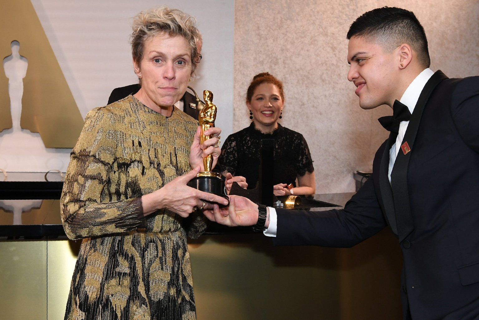 Photo from Oscar official website