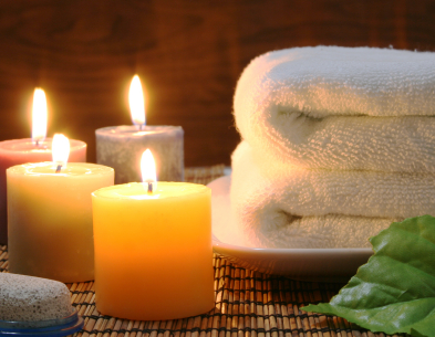COMPLETE ALL THE FACIALS TREATMENTS WITH NECK, SHOULDER, FEET AND HANDS MASSAGE.