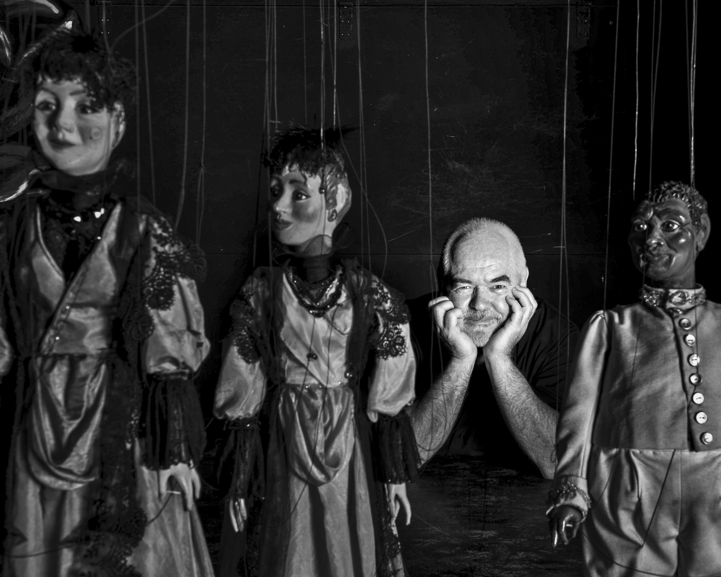 "Foto: Peter Eibler ""Marionettentheater"""