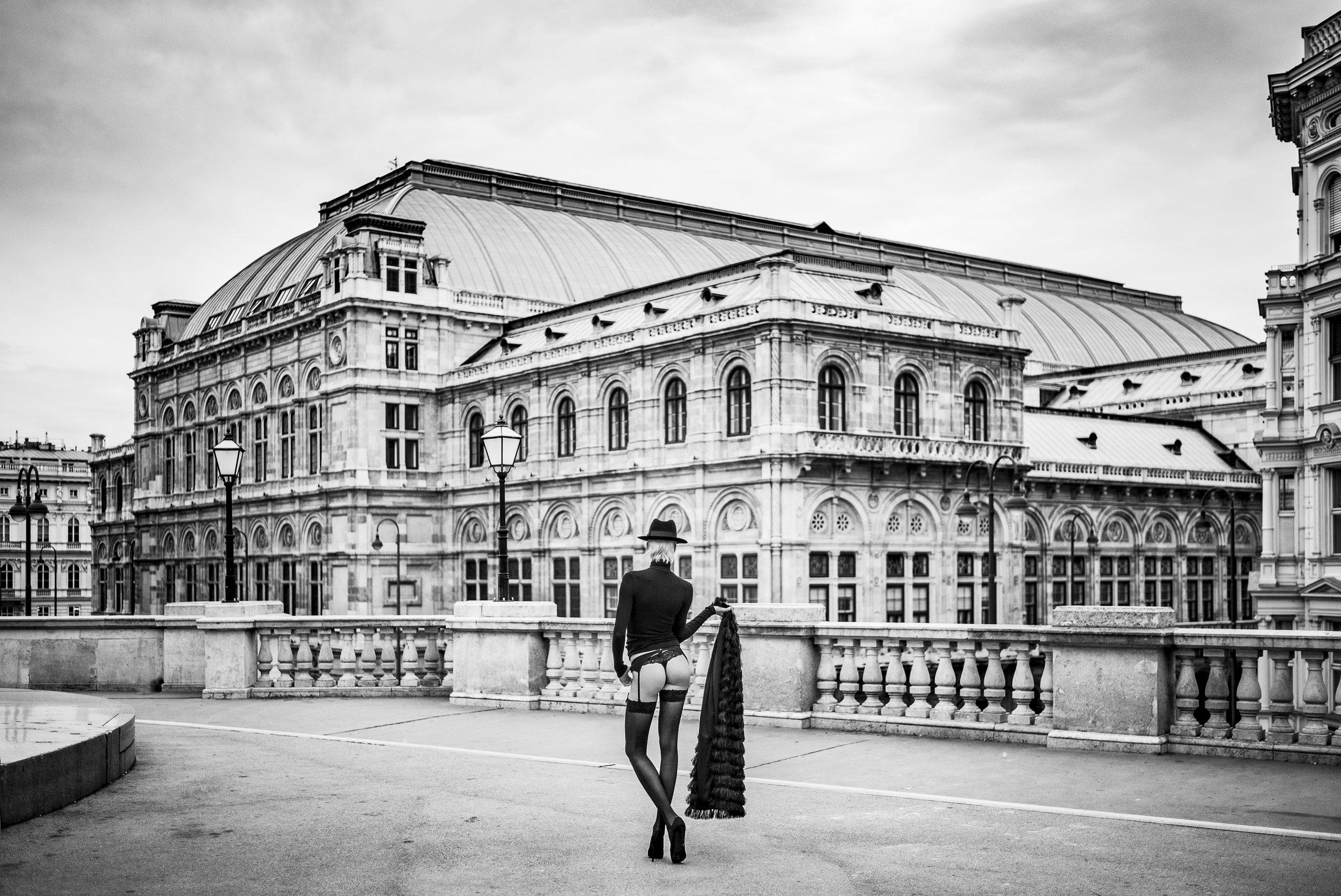 Vienna. Eric Berger