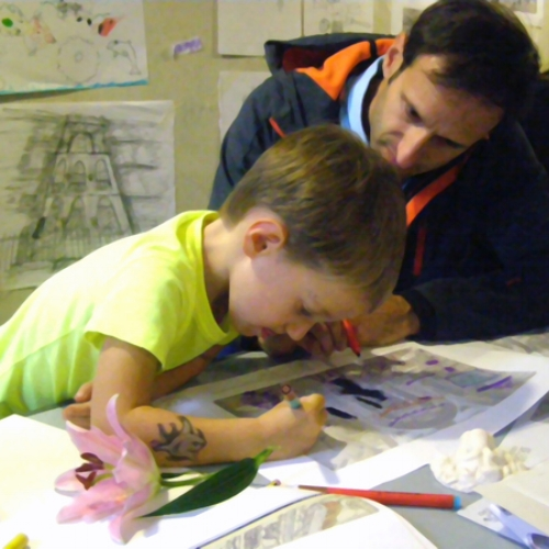 The Big Draw - Drawing workshops for all ages and abilities