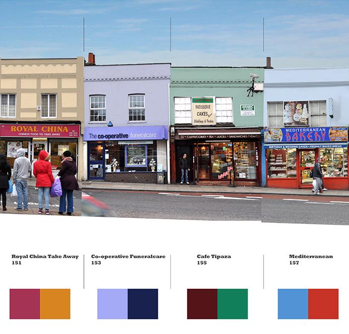 Streatham Shopfronts - New shopfronts to improve 'the worst street in Britain'