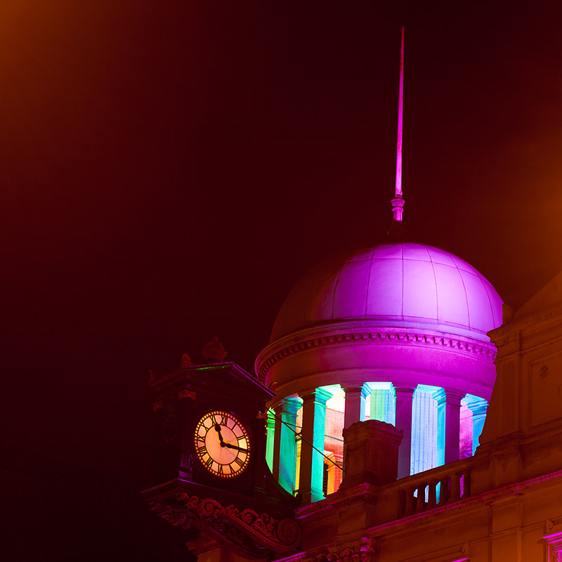 Streatham Public Lighting - Illuminating under-appreciated architectural features