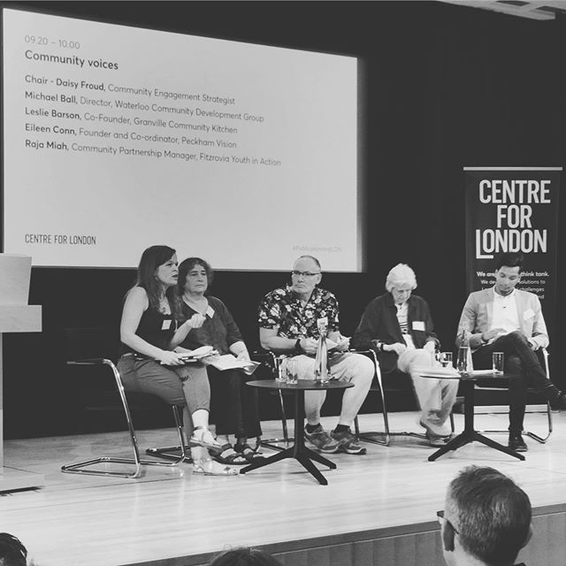 "A day of debate and discussion on ""Developing Trust: Strengthening public participation in London's Planning System"" begins at The British Library  @britishlibrary  #centreforlondon #publicplanningldn"